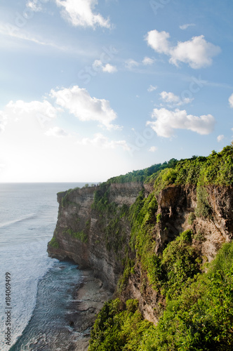 Foto op Plexiglas Bali uluwatu