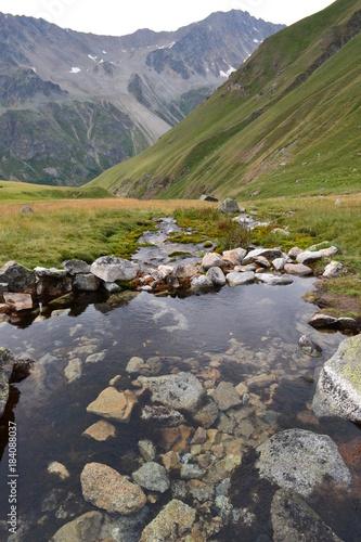 Plexiglas Zwart Elbrus