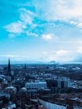 Panorama miasta Hamburg