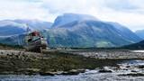 Schottland - Loch Linnhe - Corpach - Blick auf Ben Nevis (2)