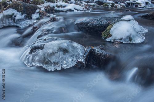 río helado - 184134212