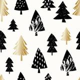 Seamless Christmas Pattern - 184138846