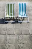 Beach deck colors - 184138881