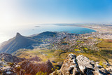 Cape Town from above - 184160878