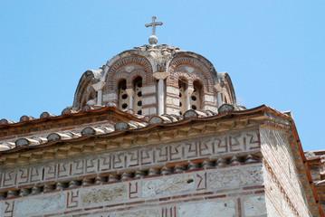 Top of the Church of the Holy Apostles, Agora, Athens, Greece