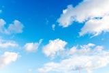 ciel et petits nuages