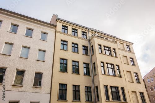 Fridge magnet big apartment complex in berlin