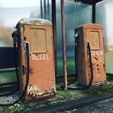 Diesel und Benzin sind abgeschrieben