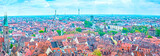 Nuremberg cityscape - 184206419
