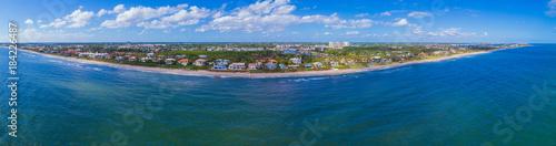 Foto op Canvas Panoramafoto s Aerial panorama Boynton Beach FL USA