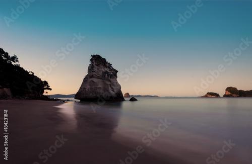 Keuken foto achterwand Cathedral Cove Cathedral Cove Coromandel Peninsula New Zealand