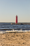 Muskegon South Pierhead Light - 184232088