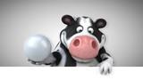 Fun cow - 3D Animation - 184239831