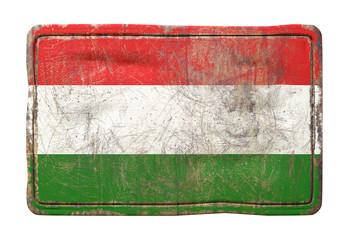 Old Hungary flag