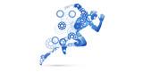 corsa, correre, competizione, sport,ingranaggi - 184302440