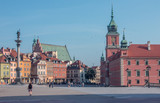View of the Old town in Warsaw, Poland - 184314800