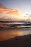 Sonnenuntergang am Indischen Ozean - 184323294