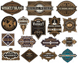 Mega pack of labels and banners - 184351624