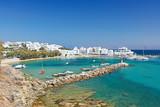 Pisso Livadi beach in Paros, Greece - 184389851