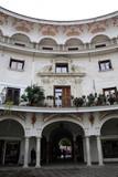 Arkaden-Haus an der Plaza del Cabildo - 184417453