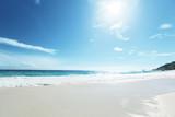 beach of Mahe island, Seychelles - 184490865