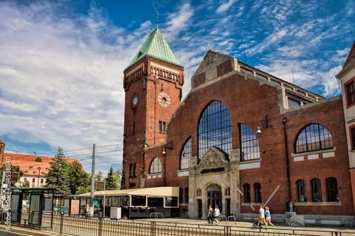 fototapeta na ścianę Wroclaw, Historische Markthalle