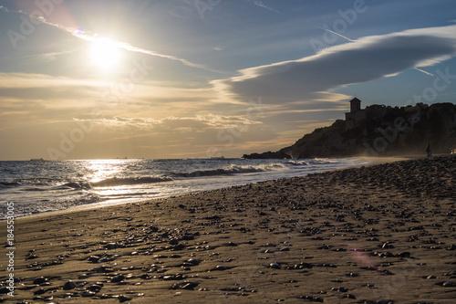 Plexiglas Strand Surrealistic Dreams Beach Landscape