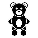 Spielzeug Icon - Teddybär