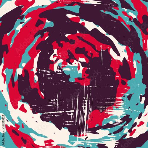 psychodeliczny streszczenie kolorowe graffiti tło