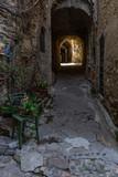 Scorcio di Bussana Vecchia, Liguria - Italia - 184604858
