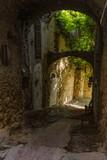 Scorcio di Bussana Vecchia, Liguria - Italia