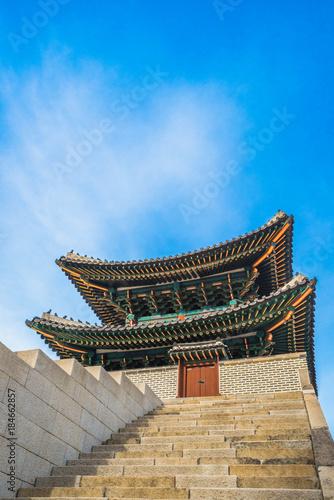 Plexiglas Seoel Sungnyemun gate