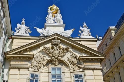 Fotobehang Wenen Hofburg Wien