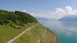 VIGNES DU LAVAUX - SWITZERLAND - DRONE SWITZERLAND