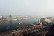 Danube Bridges in Budapest - 184675228