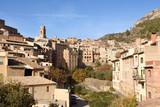 village of La Vilella Baixa, el Priorat, Tarragona, Catalonia, Spain