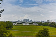 Amazing Panorama from Greenwich, London, England, United Kingdom