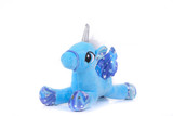 unicorn plush cute toy child gifi