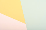 Material design style of color paper. Template for background and web. Pastel colors