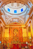 Inside Metropolitan Cathedral–Basilica of the Assumption of Our Lady of Valencia. - 184893433