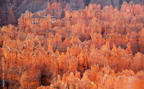 Foto op Canvas Baksteen Bryce canyon
