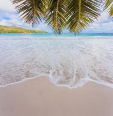 anse Lazio, plage de Praslin, Seychelles