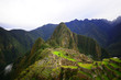 Machu Picchu: panoramical view