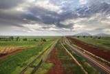 railway in kenya - 184987269