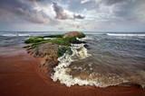 Wet stones - 184987689