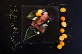 exotic restaurant gourmet food concept. thailand traditional cuisine. delicious delicacy. - 185020661