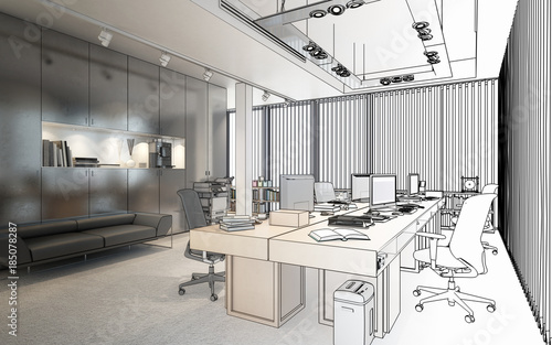 Penthouse Office Unit (projects)