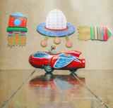 rocket toy - 185084461