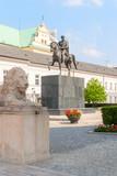 Joseph Poniatowski monument. Poland. Warsaw - 185150299