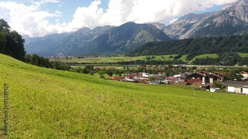 Fotobehang Pistache Austria 8